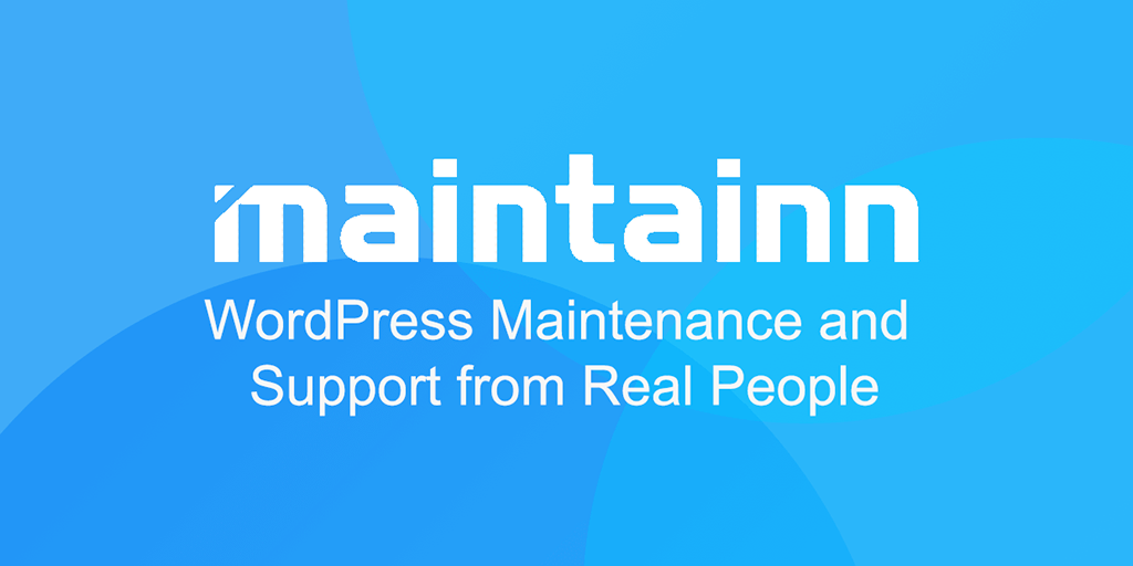 WordPress Support and Maintenance Services from Maintainn